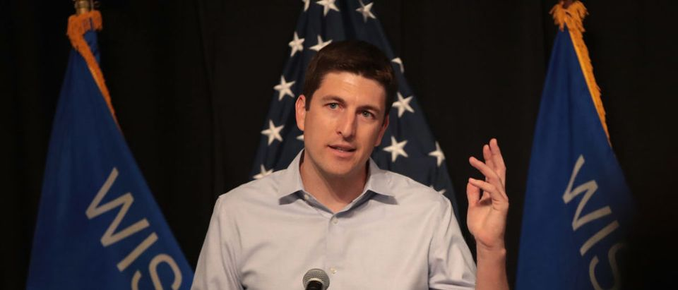 Paul Ryan Campaigns With GOP Senate Candidate Bryan Steil In Wisconsin