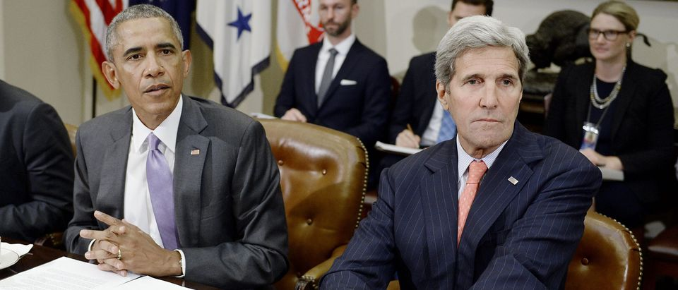 President Obama Meets With Veterans To Discuss Iran Nuclear Deal