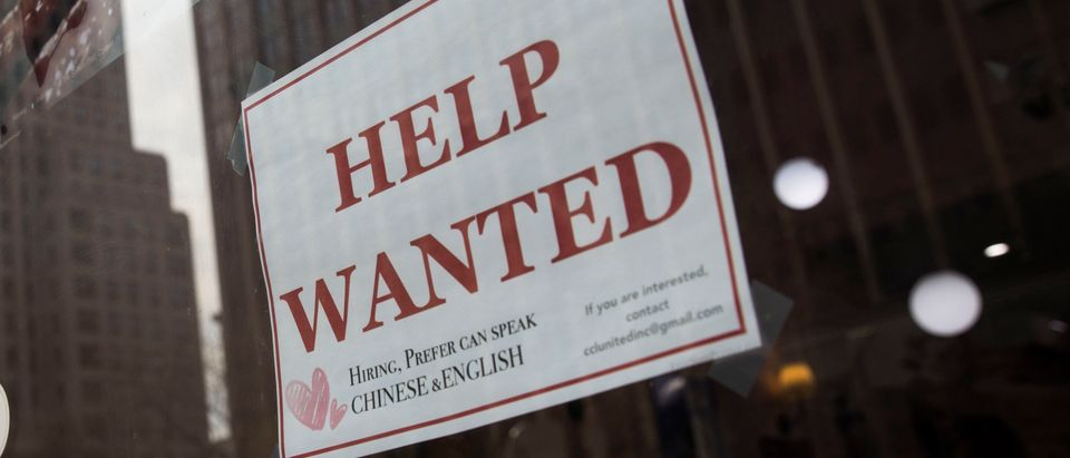 Unemployment Rate Falls To 3.9 Percent, Stocks Close Higher