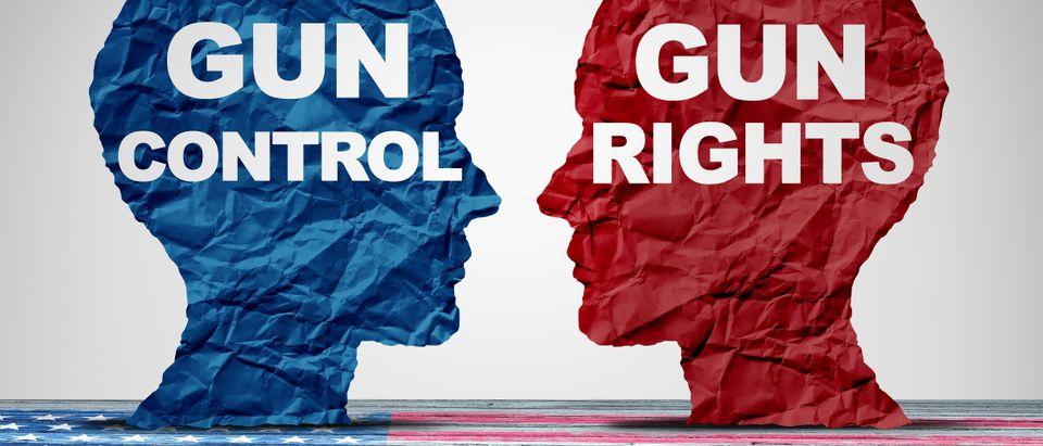 Gun rights vs gun control