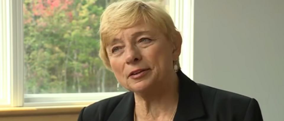Janet Mills Maine gubernatorial candidate (screengrab)