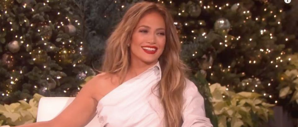 Jennifer Lopez (Photo: YouTube Screenshot)