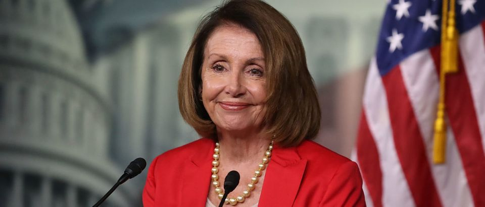 House Democratic Leader Nancy Pelosi Holds Weekly News Conference