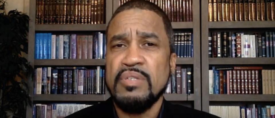 Pastor Calls On Republican Senators To Pass Criminal Justice Bill