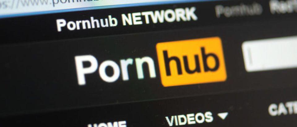 Pornhub (Credit: Shutterstock/Pe3k)