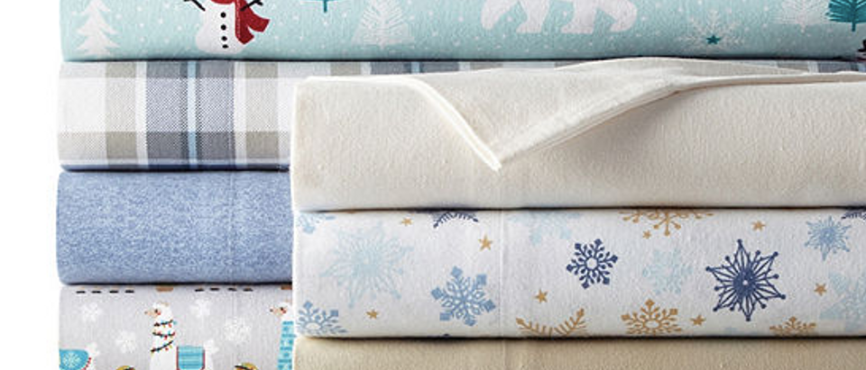 Normally $64, these sheet sets are 82 percent off after the code (Photo via JC Penney)