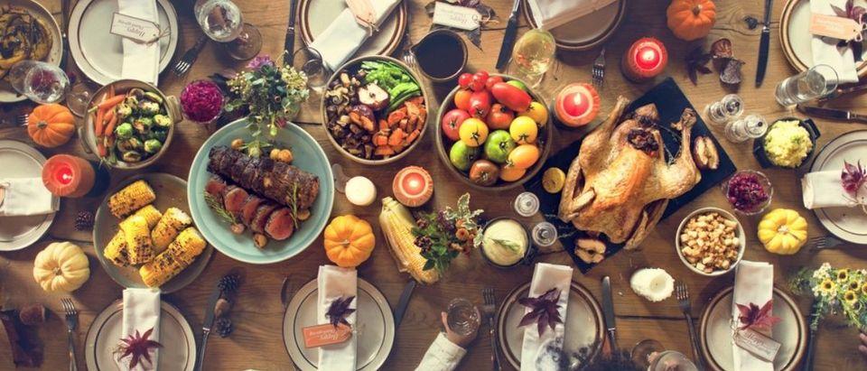 Thanksgiving (Credit: Shutterstock/Rawpixel.com)
