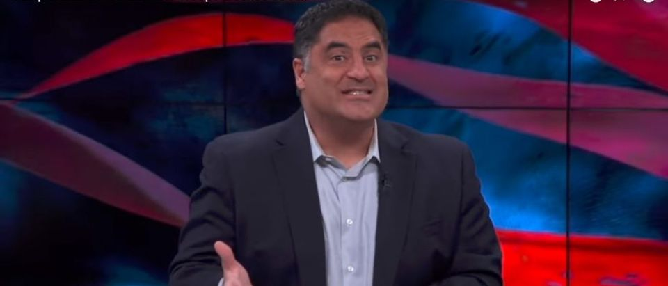 The Young Turks' Cenk Uygur Claims 'Fascism Began' Under John Kelly's Watch -- The Young Turks YouTube Screenshot 11-26-18