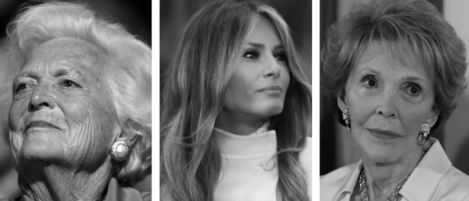 OPINION: Regarding The Office Of The First Lady Publicly Weighing In On A White House Employee/ Getty Images collage
