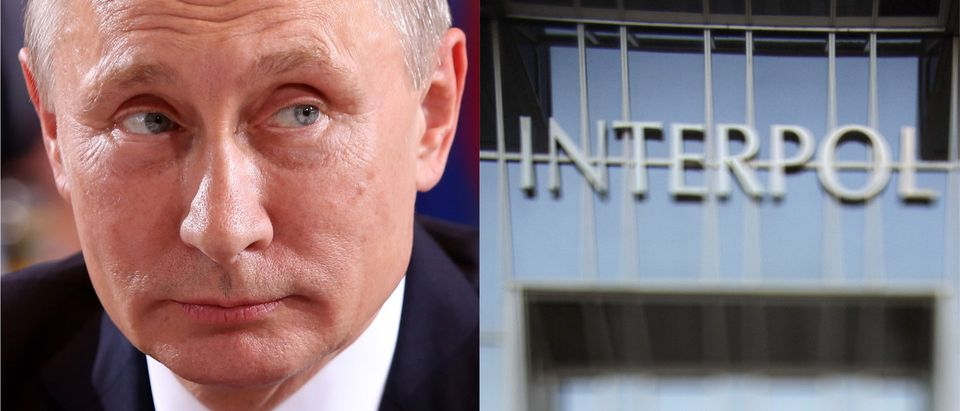OPINION: Don't Hand Over Interpol To Russia/ Getty Images