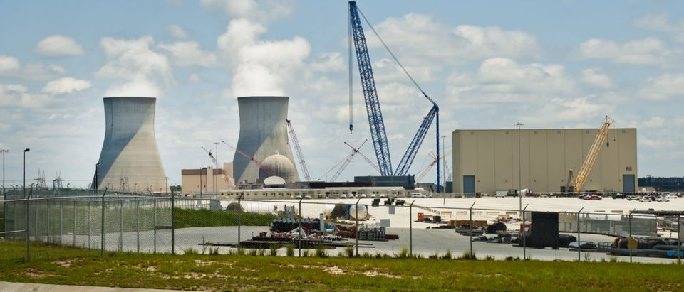 Vogtle Nuclear Plant. Shutterstock