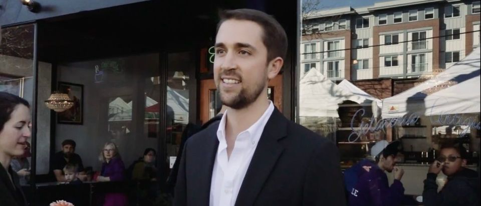 Chris Rufo dropped out of the Seattle City Council race. (Screenshot/YouTube/Chris Rufo)