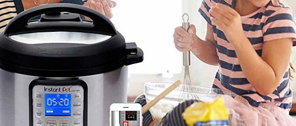 Smart Instant Pot (Photo via Amazon)