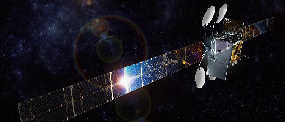 Satellite in Space from ViaSat.com