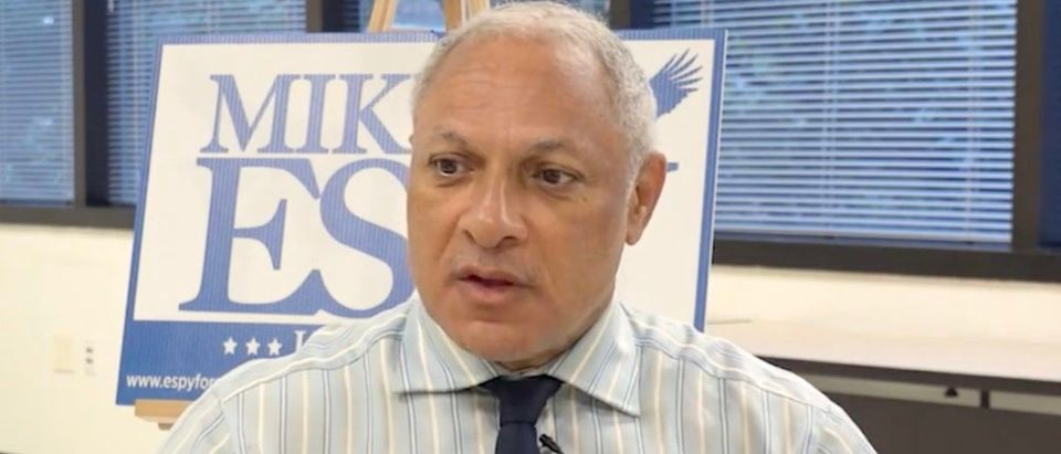 Mississippi Democratic Senate candidate Mike Espy Screenshot/YouTube/Mississippi Public Broadcasting