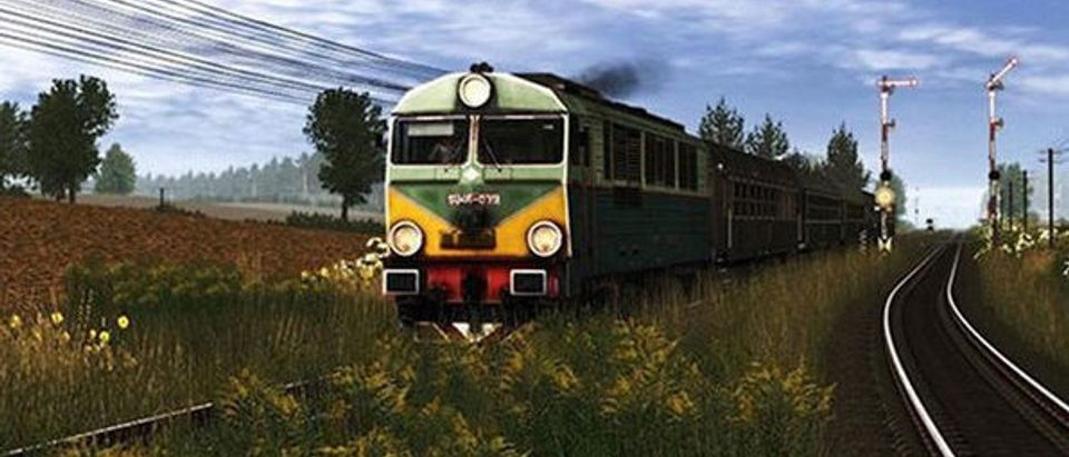 Normally $330, this train simulator game is 93 percent off