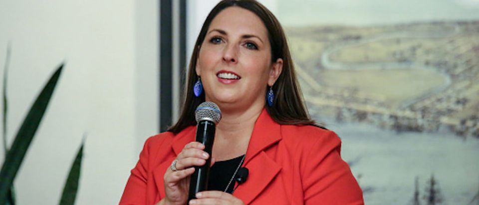 Can Ronna Romney McDaniel unite a fractured Republican Party?