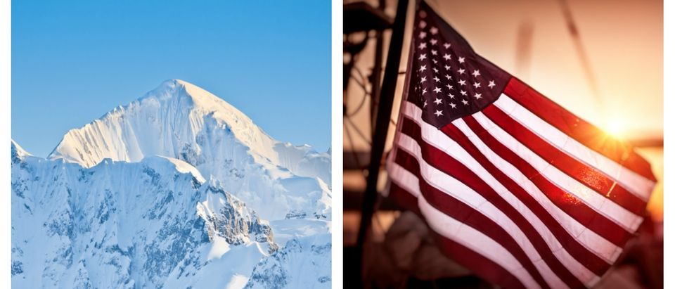 An American was the first to journey across Antarctica solo. Left, SHUTTERSTOCK/Volodymyr Goinyk / Right, SHUTTERSTOCK/Anna Om