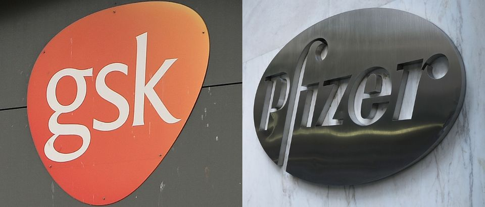 GlaxoSmithKline and Pfizer are forming a joint venture to sell consumer health products. Andy Buchanan - WPA Pool /Getty Images and Spencer Platt/Getty Images