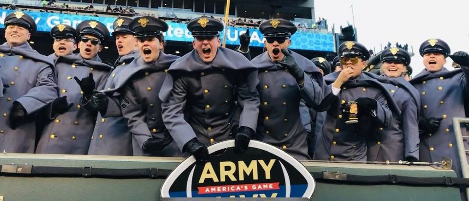 A First-Hand Look Into The Army-Navy Football Game Experience