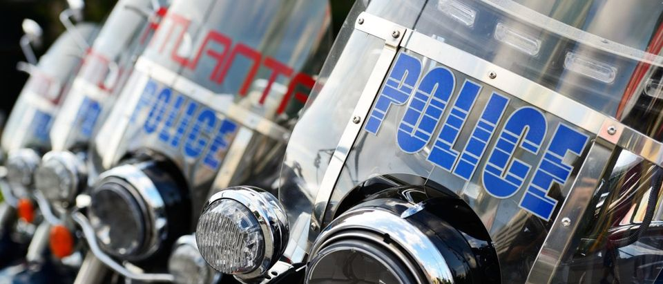Atlanta Police (Shutterstock/ESB Professional)