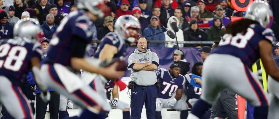 Minnesota Vikings v New England Patriots