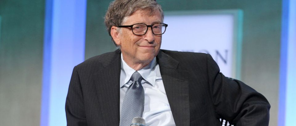 Bill Gates. Shutterstock