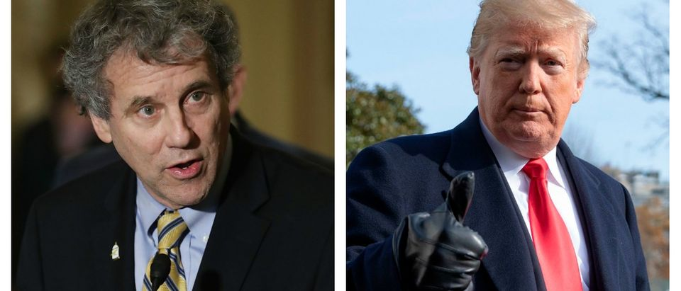 LEFT: (Mark Wilson/Getty Images) RIGHT: (Alex Edelman/AFP/Getty Images)