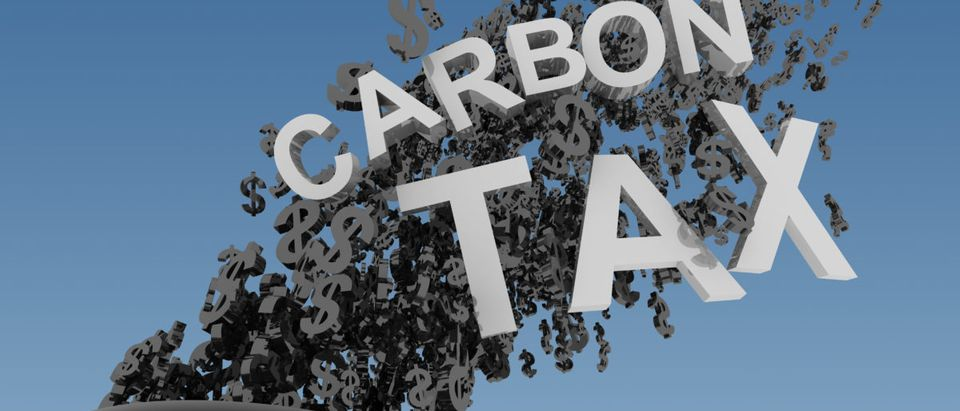 Carbon Tax. Shutterstock