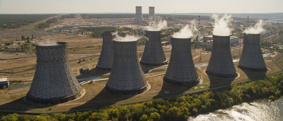Cooling towers. Shutterstock