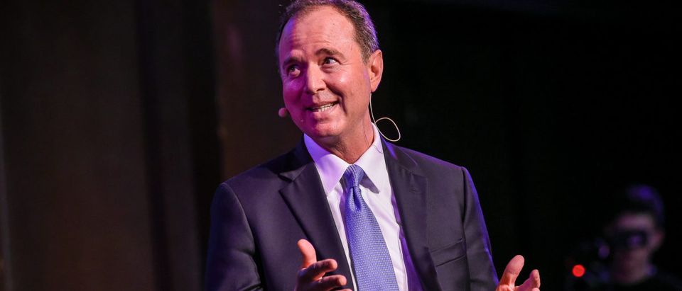 Democratic Rep. Adam Schiff speaks during The 2018 New Yorker Festival on October 5, 2018 in New York City. (Photo by Ben Gabbe/Getty Images for The New Yorker)