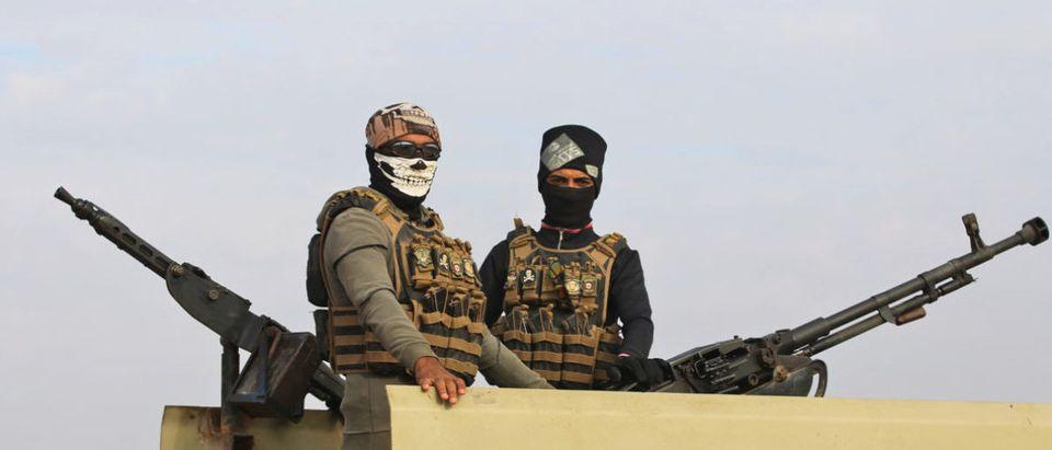 IRAQ-SYRIA-BORDER-CONFLICT