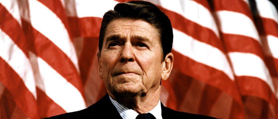 FILE PHOTO - Ronald Reagan Turns 93