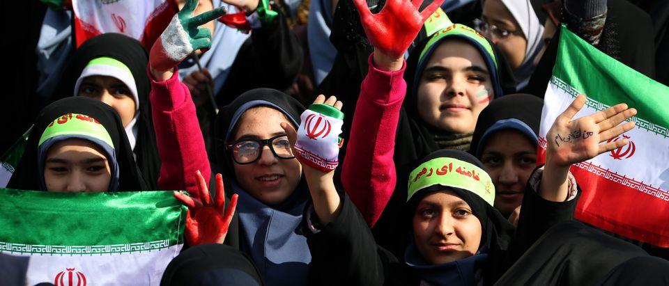 IRAN-POLITICS-REVOLUTION-ANNIVERSARY