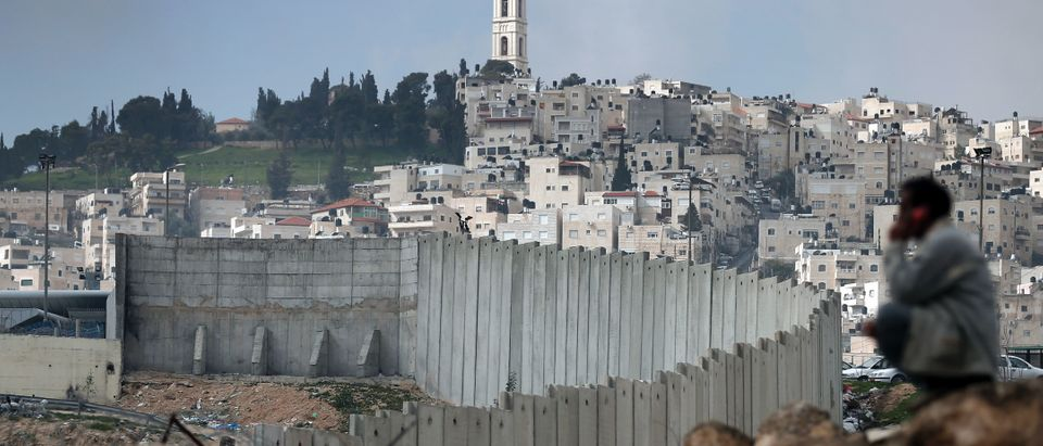 TOPSHOT-ISRAEL-PALESTINIAN-CONFLICT-DAILY LIFE