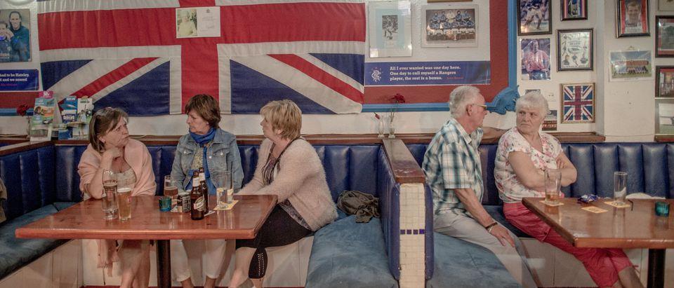 EU Referendum - UK Expat Communities Living In Spain
