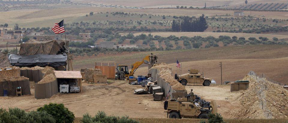 SYRIA-US-CONFLICT-MANBIJ