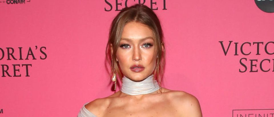 Gigi Hadid attends the 2018 Victoria's Secret Fashion Show After Party on November 8, 2018 in New York City. (Photo by Astrid Stawiarz/Getty Images for Victoria's Secret)