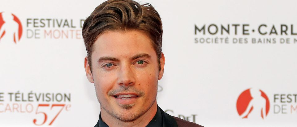 Actor Josh Henderson attends the opening ceremony of the 57th Monte-Carlo Television Festival in Monaco, June 16, 2017. REUTERS/Eric Gaillard
