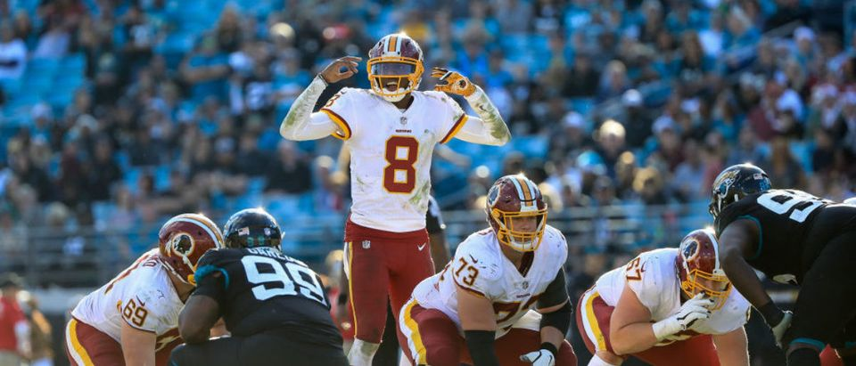 Washington Redskins v Jacksonville Jaguars