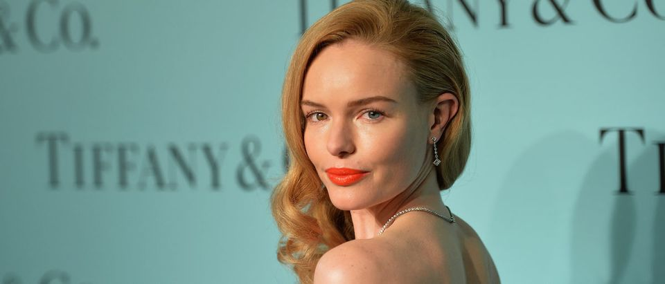 Kate Bosworth attends the Tiffany Debut of the 2014 Blue Book on April 10, 2014 at the Guggenheim Museum in New York, United States.(Photo by Mike Coppola/Getty Images for Tiffany & Co.)