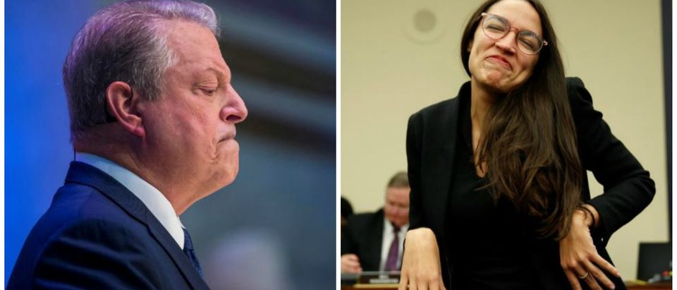 Al Gore speaks at Nobel Prize forum and Ocasio reacts to life as a rep.-elect.(Reuters)