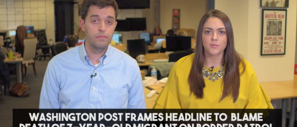 Amber Athey and Vince Coglianese (Unfake The News TheDC)