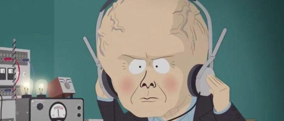 South Park (Credit: Screenshot/Twitter Video South Park)