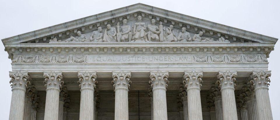 The U.S. Supreme Court is seen in Washington, June 11, 2018. REUTERS/Erin Schaff