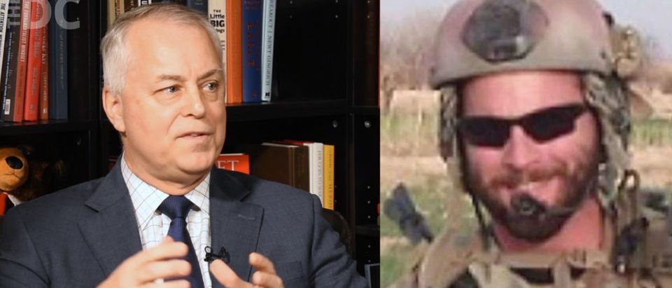 Retired Brigadier General: 'Ex-Green Beret's Fox Appearance Seems To Have Gotten Him In Trouble'