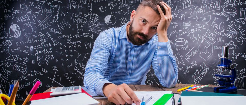Unhappy-Teacher-Shutterstock