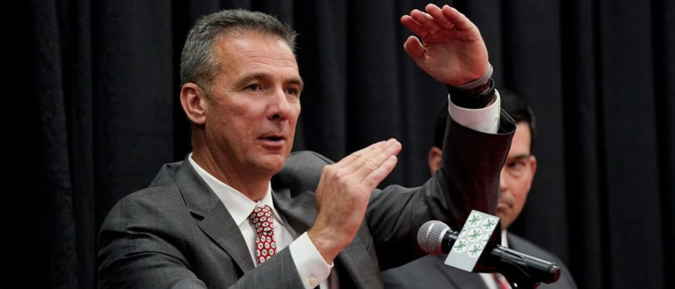 Ohio State Head Coach Urban Meyer Press Conference