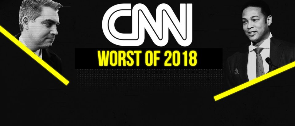 CNN's Worst of 2018 (The Daily Caller)