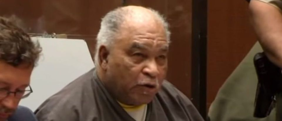 Samuel Little was sentenced to a fourth life sentence for murder Dec. 13, 2018. ABC11/YouTube screenshot